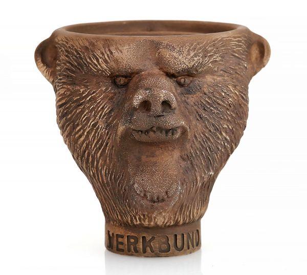 """Werkbund Hookah """"Bear"""" Tabakkopf"""