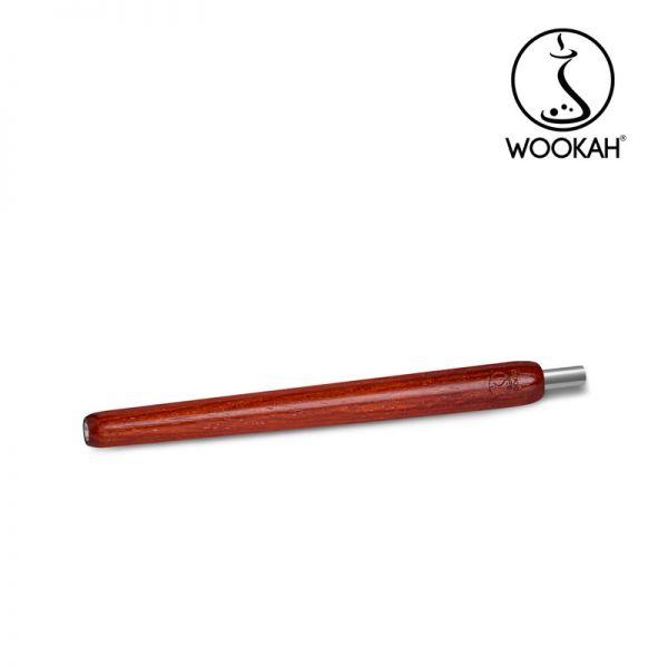 Wookah Holzmundstück Padouk Standard