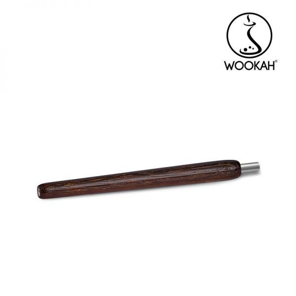 Wookah Holzmundstück Wenge Standard