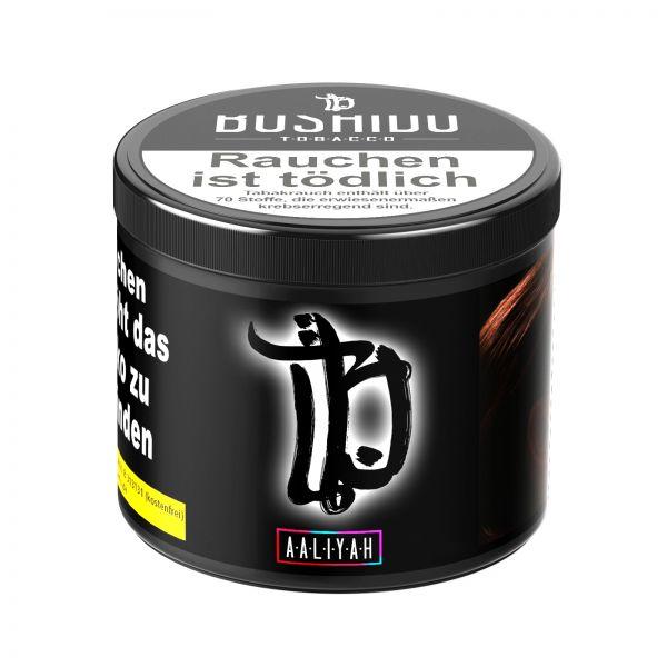 Bushido Tobacco 200g - Aaliyah