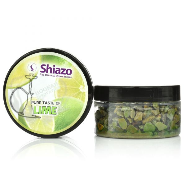 Shiazo Dampfsteine 100g Lime