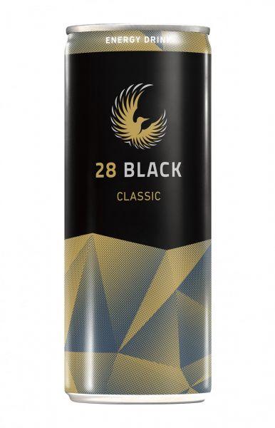 28 Black Classic