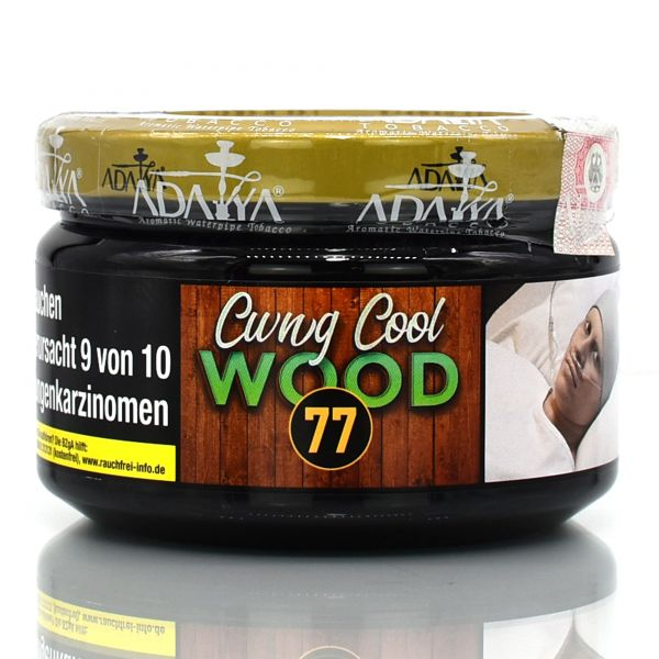 Adayla Tobacco 200g - Cwng Cool Wood #77