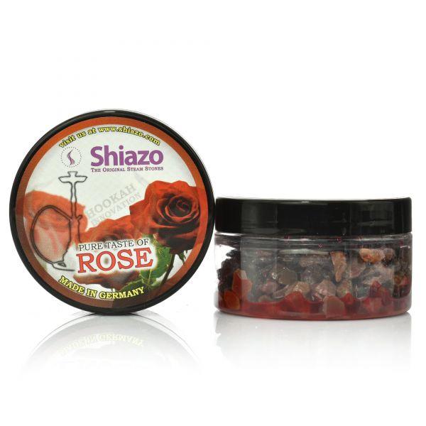 Shiazo Dampfsteine 100g Rose