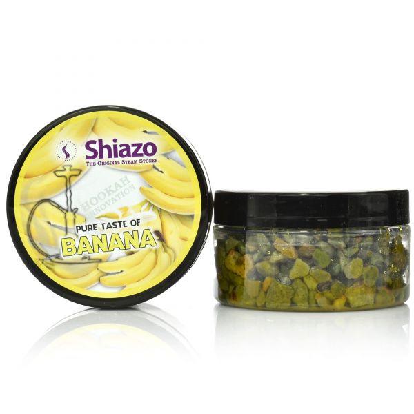 Shiazo Dampfsteine 100g Banane