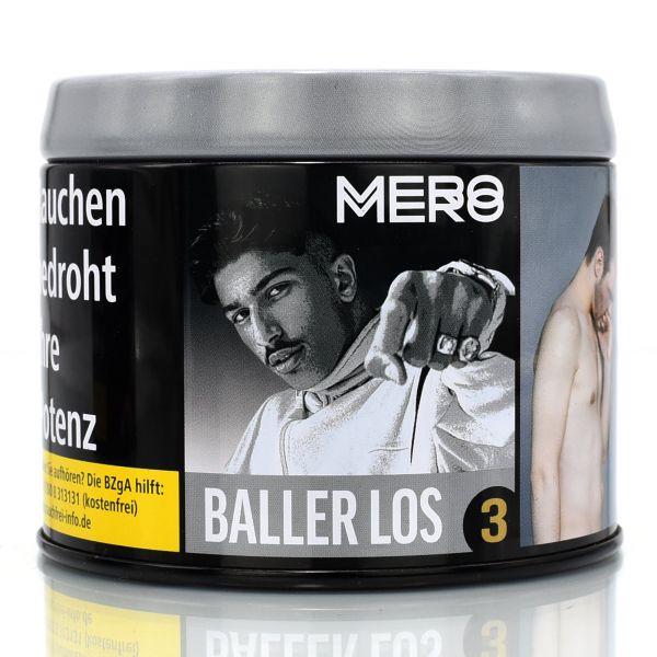 Mero Tobacco 200g - No.03 Baller los