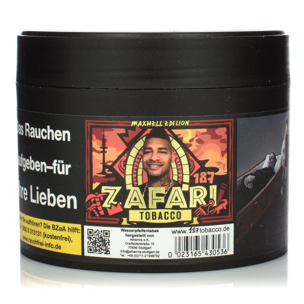 187 Tobacco #028 Zafari