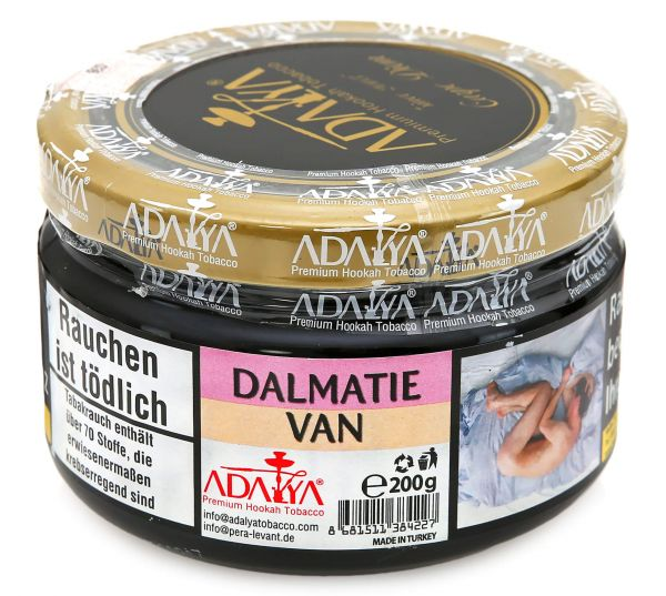 Adalya Tobacco | Dalmatie Van 200g