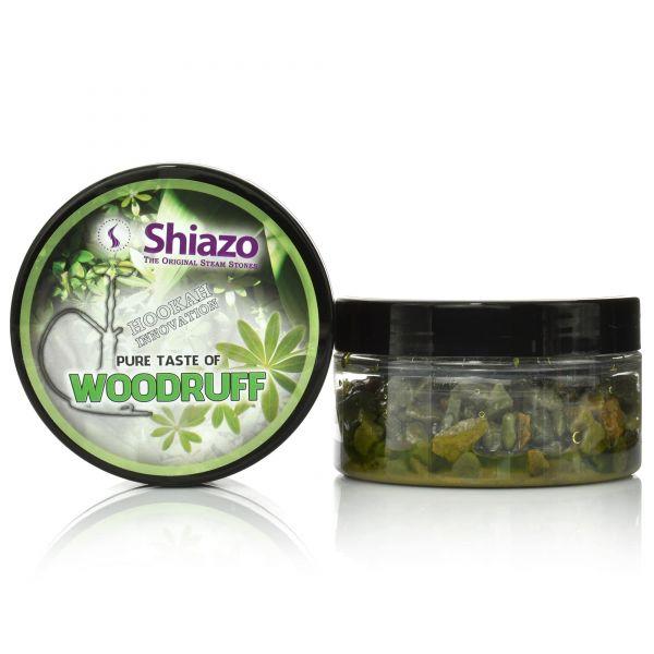 Shiazo Dampfsteine 100g Woodruff