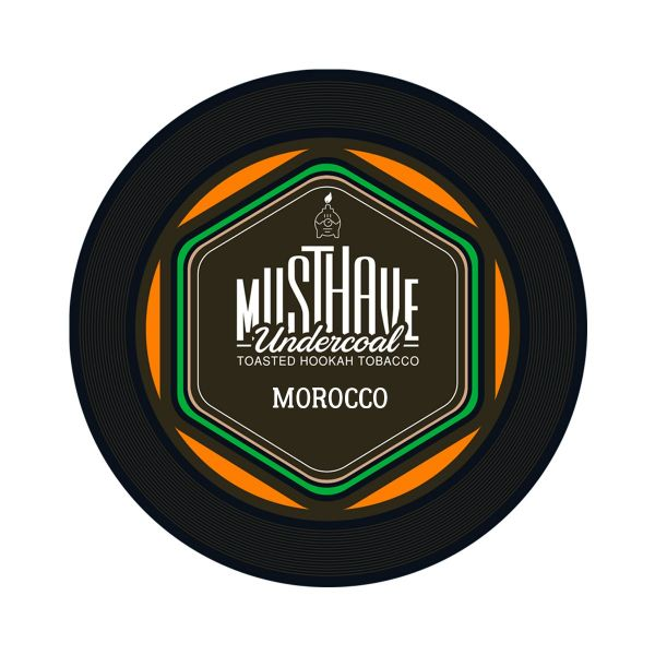 Musthave Tobacco 200g - Morocco