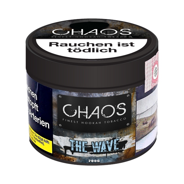 Chaos Tobacco 200g - The Wave