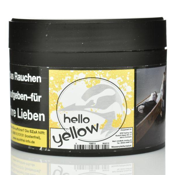 Stahlspecht Tabak 200g - Hello Yellow