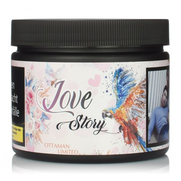 Ottaman Limited Edition 200g - Love Story