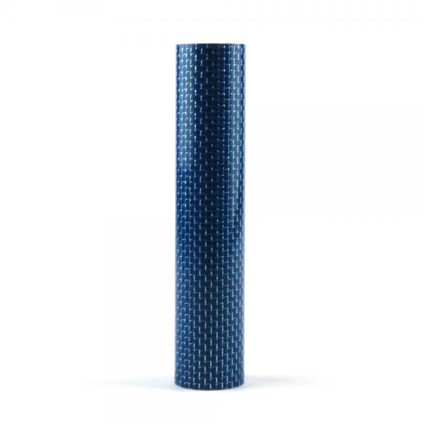 AEON Sleeve - Carbon Kevlar Blue - für Invert Rauchsäule