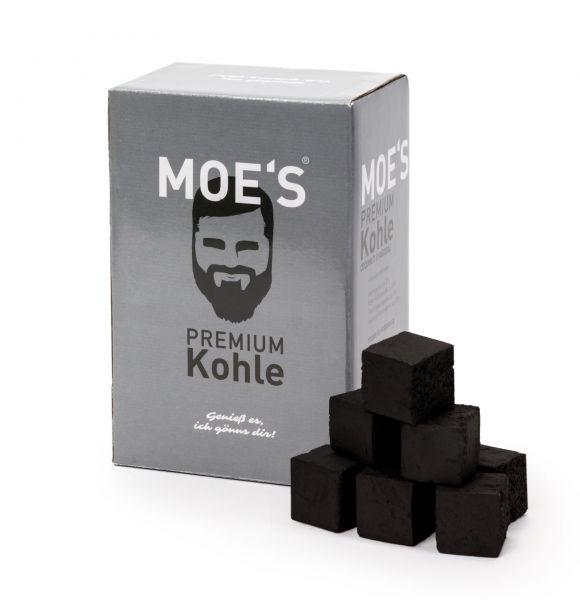 Moe's Premium Kohle 25mm
