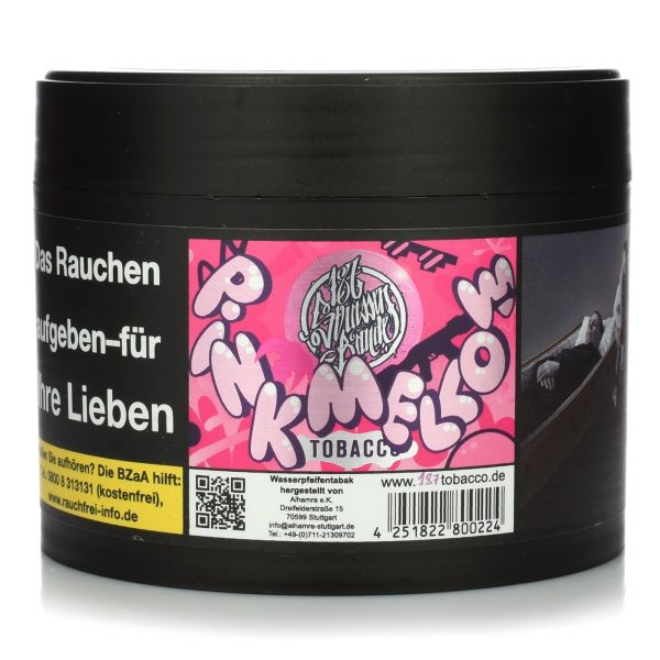 "187 Tobacco ""#001 Pink Mellow"" 200g"