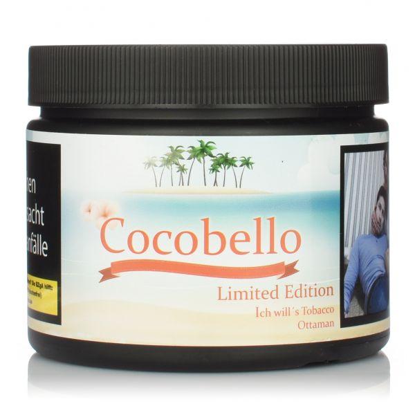 Ottaman Limited Edition 200g - Cocobello