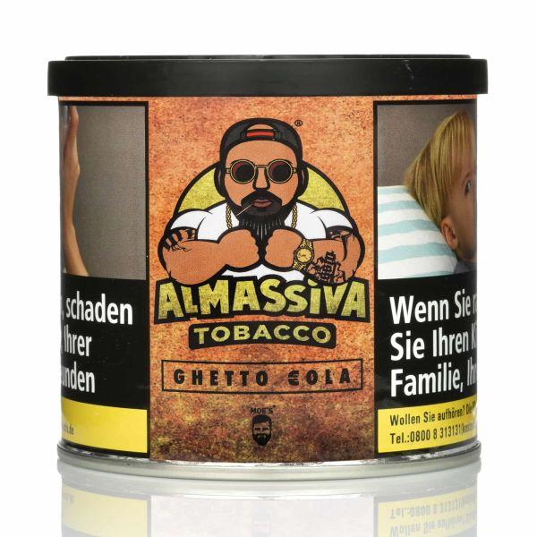 ALMASSIVA Tobacco 200g - GHETTO €OLA