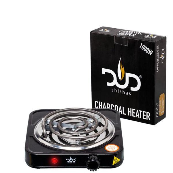 DUD Shisha | Kohleanzünder Charcoal Burner Heater 1000W
