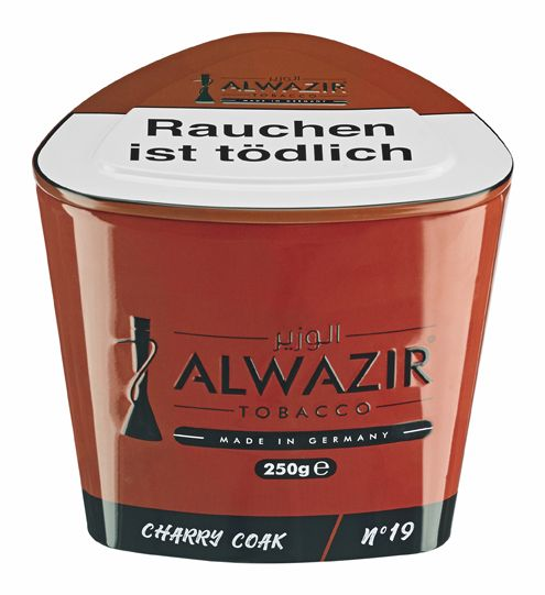 "Al Wazir Tobacco ""No 19 Charry Coak"" 250g"