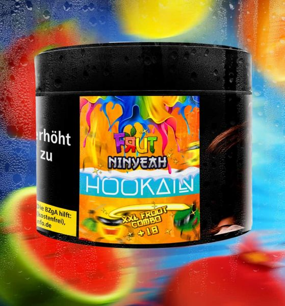Hookain Tobacco 200g | FRUT NINYEAH