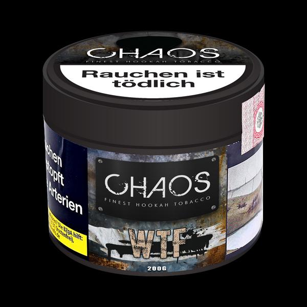 Chaos Tobacco 200g - WTF