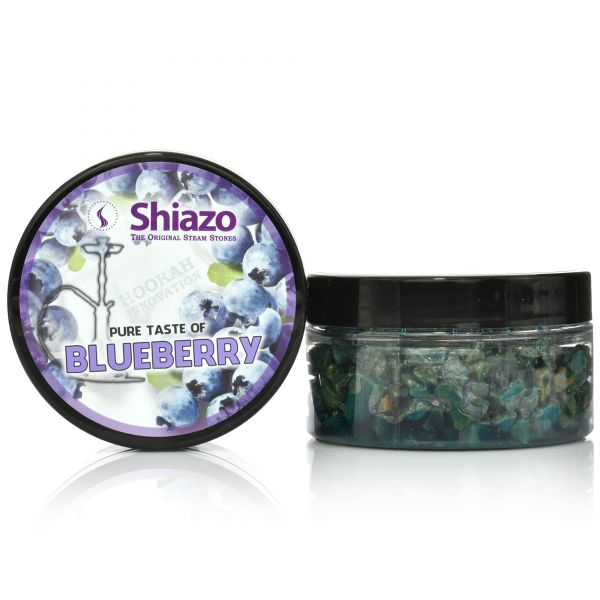 Shiazo Dampfsteine 100g Blueberry