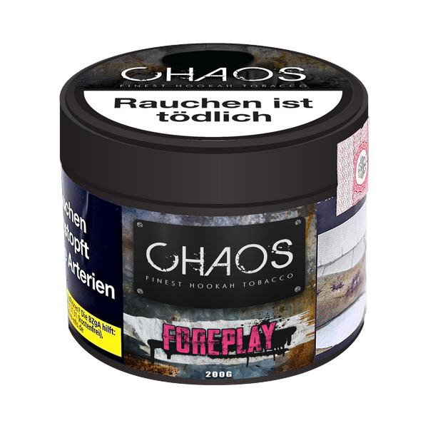 Chaos Tobacco 200g - Foreplay