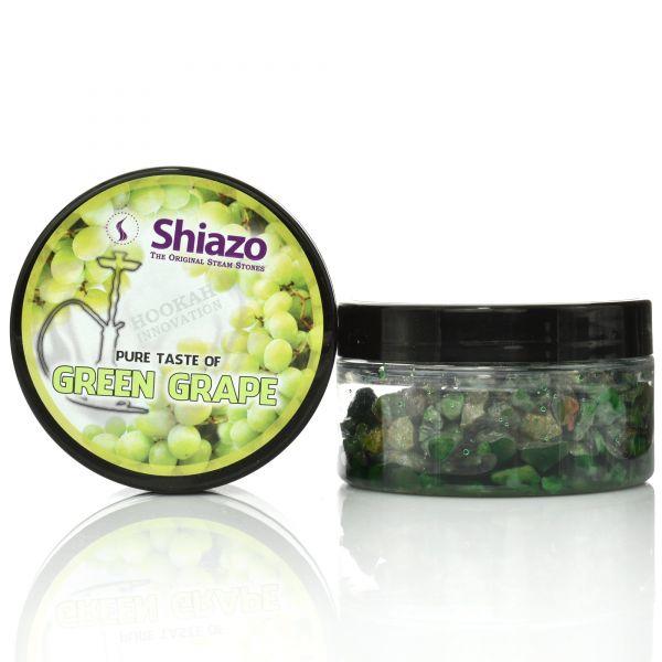 Shiazo Dampfsteine 100g Green Grape