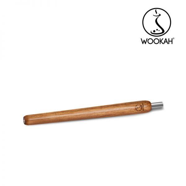 Wookah Holzmundstück Eiche Standard