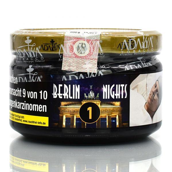 Adayla Tobacco 200g - Berlin Nights #1