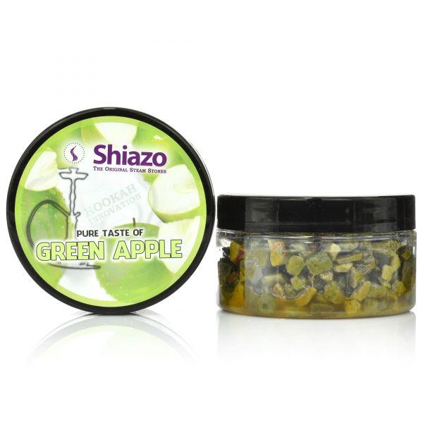 Shiazo Dampfsteine 100g Green Apple