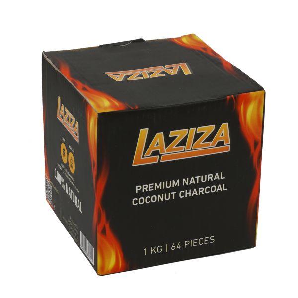 Laziza Naturkohle 1KG 26 mm
