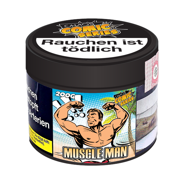 Chaos Tobacco 200g - Muscle Man