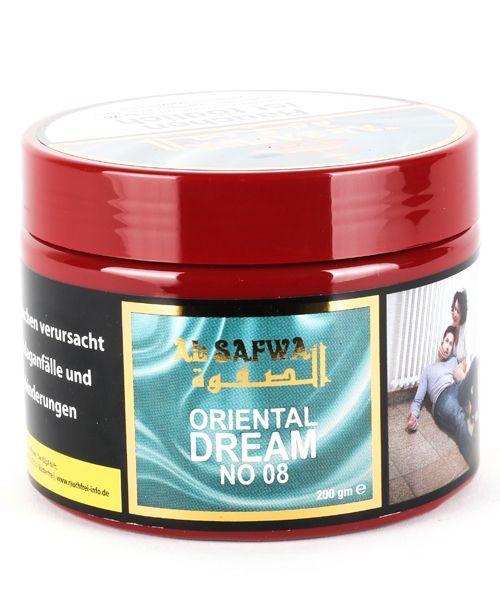 """Al Safwa Premium Tobacco """"Oriental Dream No 08"""" 200g"""