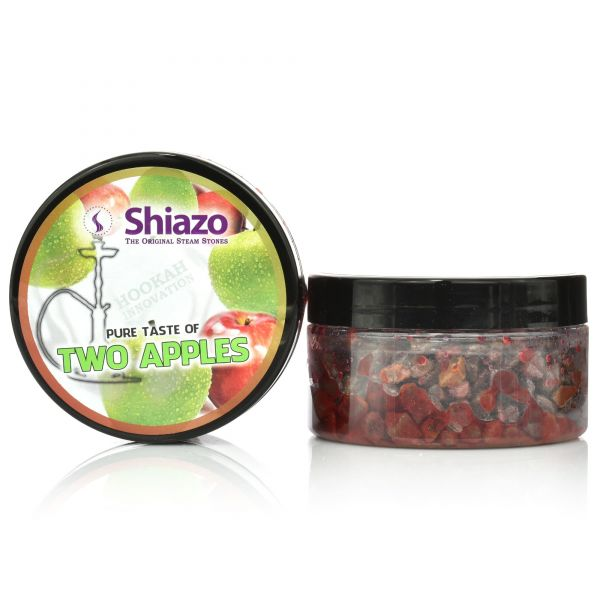 Shiazo Dampfsteine 100g Two Apples