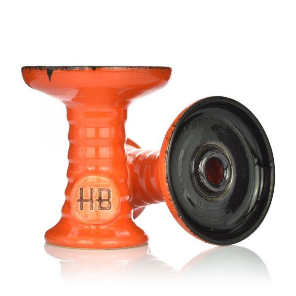 HOOKAH BLACK Harmony Phunnel - Orange