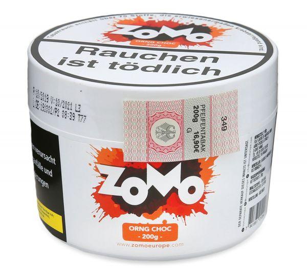 Zomo Orng Choc Shisha Tabak 200g