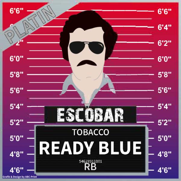 Escobar Tabak Ready Blue