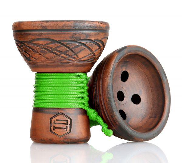 Japona Hookah Turkish Bowl Green