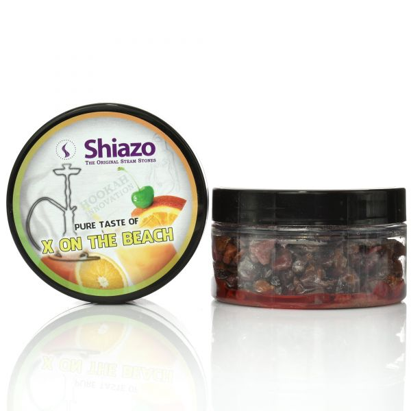 Shiazo Dampfsteine 100g X On The Beach