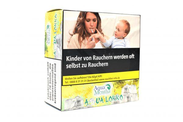 """Aqua Mentha Premium Tobacco """"Aqua Lokko"""" 200g"""