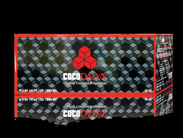 Cocodalya 20 Kg Box