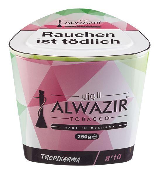 """Al Wazir Tobacco """"No 10 Tropikarma"""" 250g"""