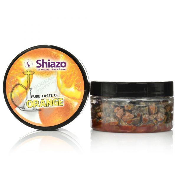 Shiazo Dampfsteine 100g Orange