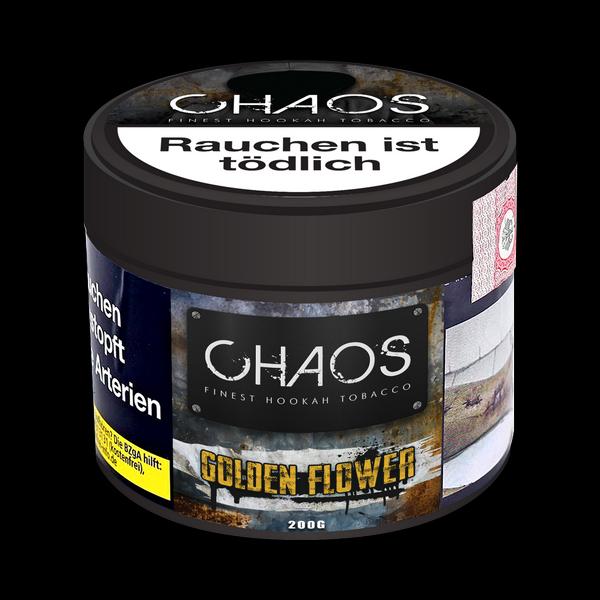 Chaos Tobacco 200g - Golden Flower