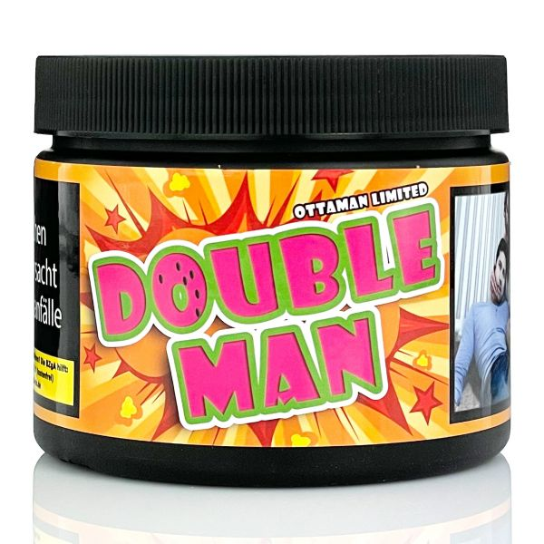 Ottaman Limited Edition 200g - Double Man