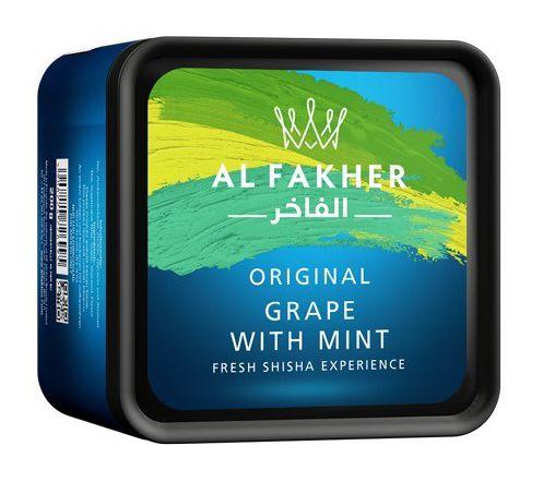 Al Fakher Tabak 200g - Grape With Mint
