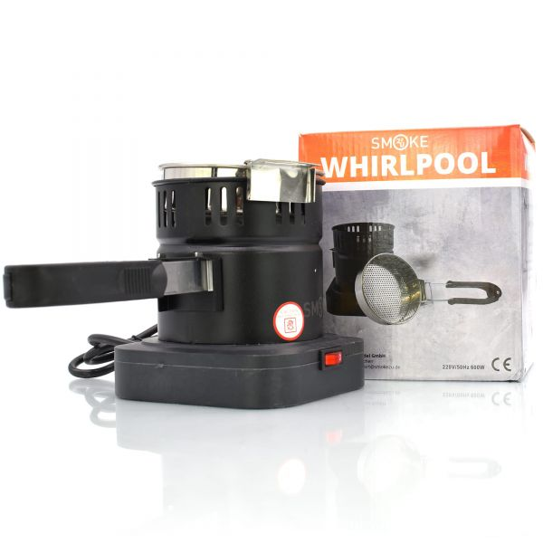 Smoke2u Kohleanzünder - Whirlpool 600W