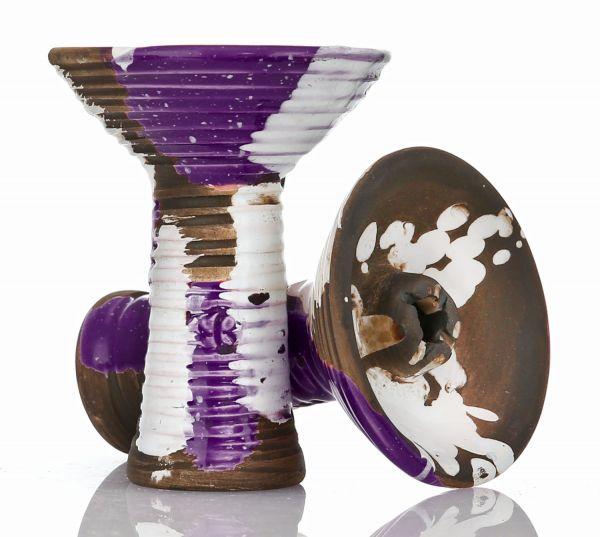 Vintage Alien Shisha Phunnel Purple